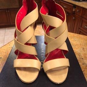 Ralph Lauren Purple Label Shoes - Ralph Lauren Purple Label Ardina II Sandals 7